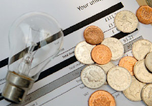 Switch your bulbs for energy saving bulbs to save 10% on your bills
