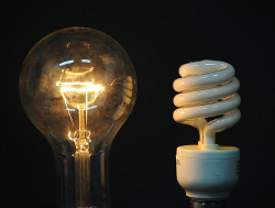 How low energy light bulbs work