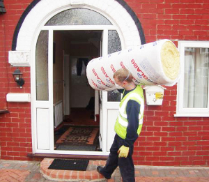 Get free loft insulation with the HHCRO